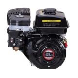 """Motore Loncin albero orizzontale G160F - 163cc - 3.6kW - 4.9HP - Albero cilindrico 19.05mm (3/4"""")"""