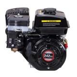 """Motore Loncin albero orizzontale G240F - 242cc - 5.1kW - 6.9HP - Albero cilindrico 25.40mm (1"""")"""