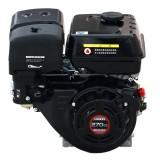 """Motore Loncin albero orizzontale G270F - 270cc - 6.0kW - 8.2HP - Albero cilindrico 25.40mm (1"""") o conico 23mm"""