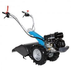 Motocoltivatore BERTOLINI 400 - motore EMAK K700H OHV benzina 5.4 HP - fresa controrotante 50cm - Made in Italy